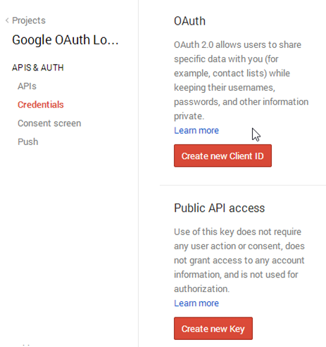 PHP Google OAuth Login - Phppot