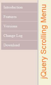jquery-scrolling-menu