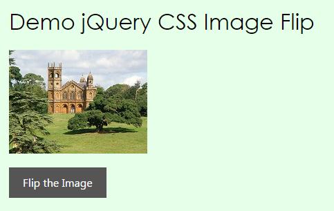 jquery-image-flip