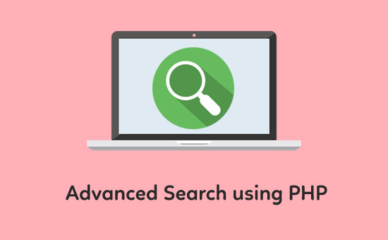 Advanced-Search-using-PHP