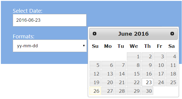 formatting-date-with-jquery-date-picker