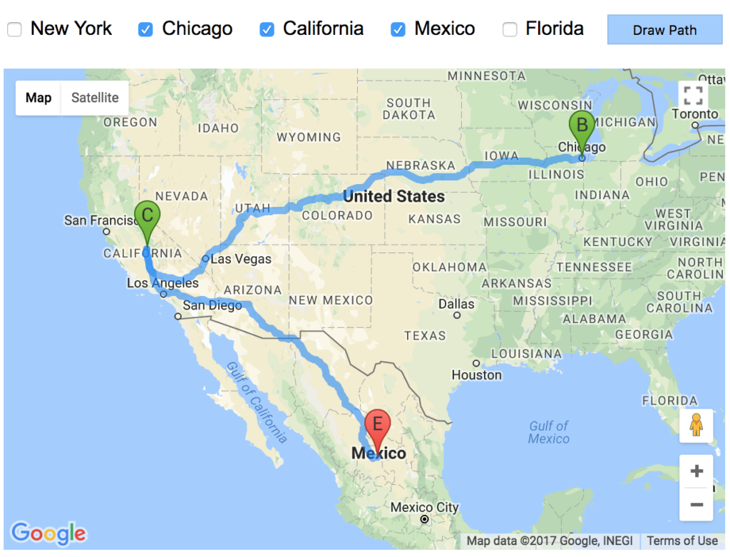 google-maps-direction-service-request-output