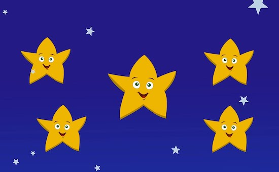 five-star  - five star - Star Rating with PHP and jQuery AJAX