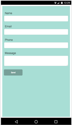 responsive-contact-form-mobile-view