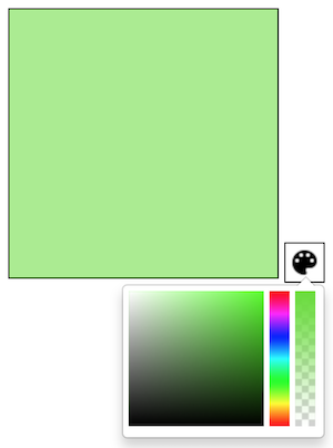 Changing DIV Background using Bootstrap Colorpicker - Phppot