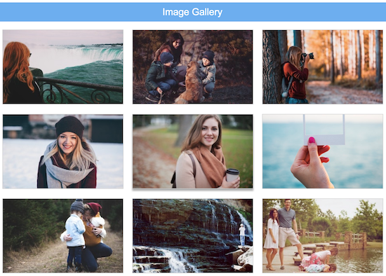 php-responsive-image-gallery-output