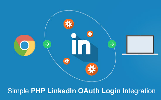 Simple-PHP-LinkedIn-OAuth-Login-Integration