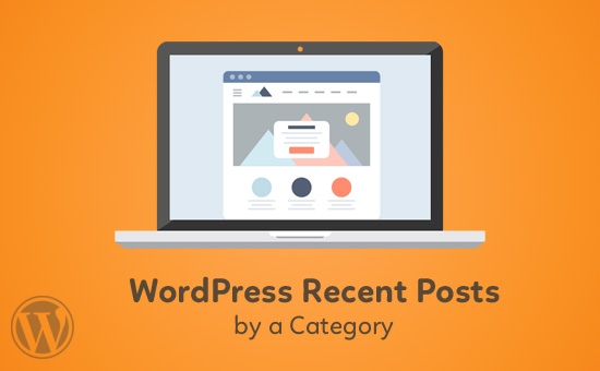 WordPress recent posts