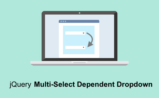 jQuery-Multi-Select-Dependent-Dropdown