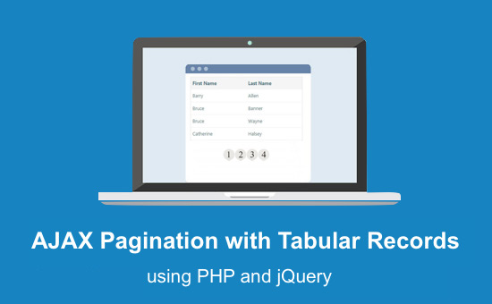 Ajax-Pagination-with-Tabular-Records-using-PHP-and-jQuery