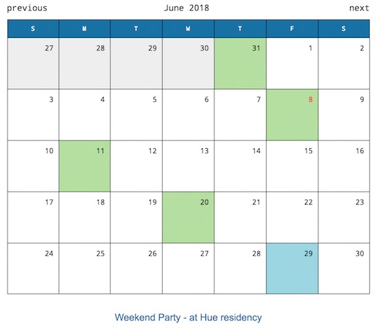 events-display-using-php-ajax-with-clndr-calendar-output