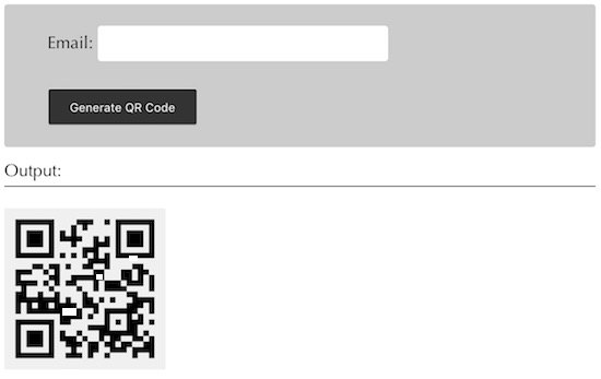 How to Generate QR Code in PHP - Phppot