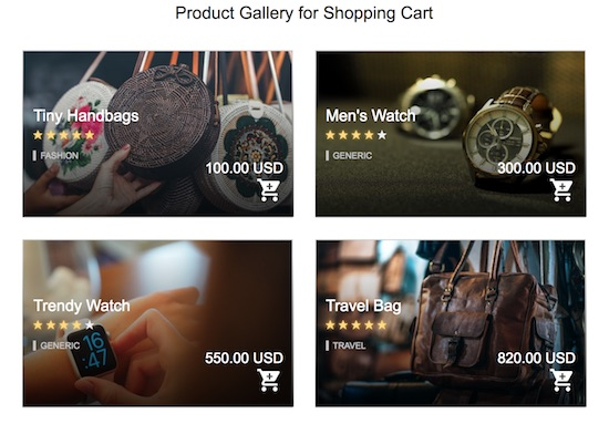 responsive-product-gallery-for-shopping-cart-output