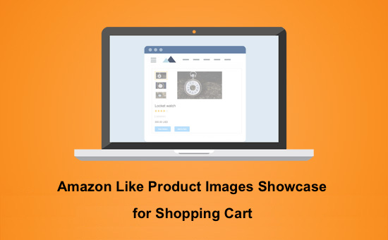 Amazon-like-Product-Images-Showcase-for-Shopping-Cart