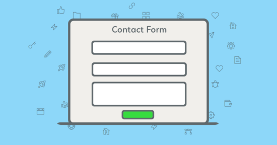 simple secure spam-free contact form in PHP iris