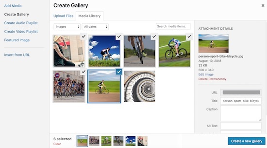 Create-Gallery-in-WordPress