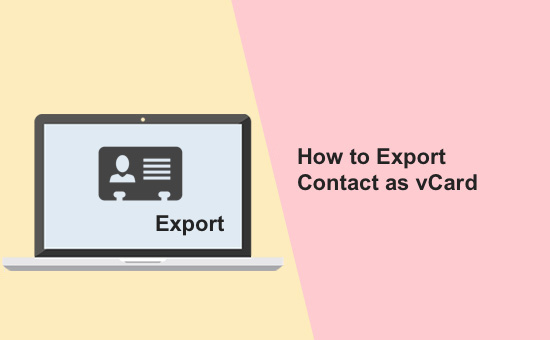 how-to-export-contact-as-vcard-using-php