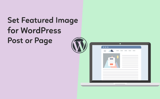 Set-Featured-Image-for WordPress Post or Page