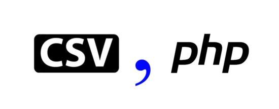 CSV PHP