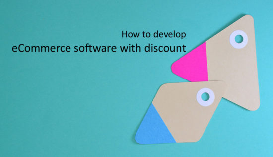 eCommerce Software with Discount