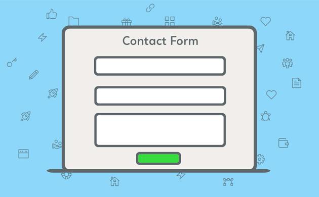 Contact Form – Iris