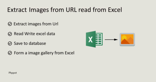 Extract Images from URL Read from Excel
