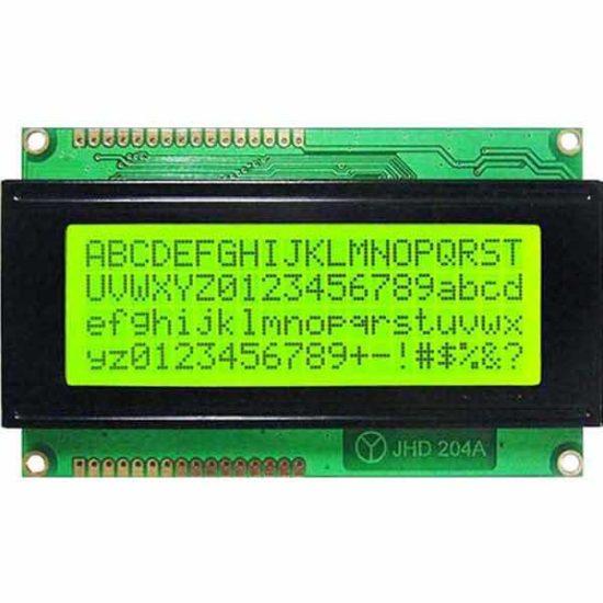 20x4 LCD Display Module