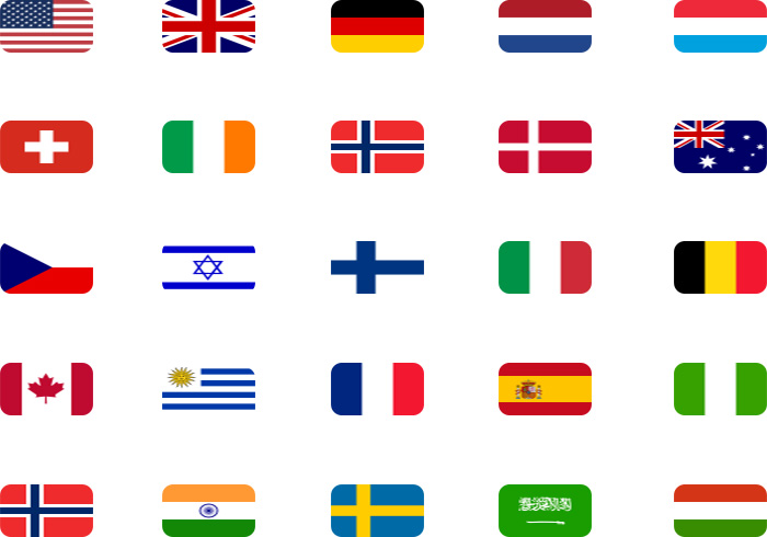 Client Countries