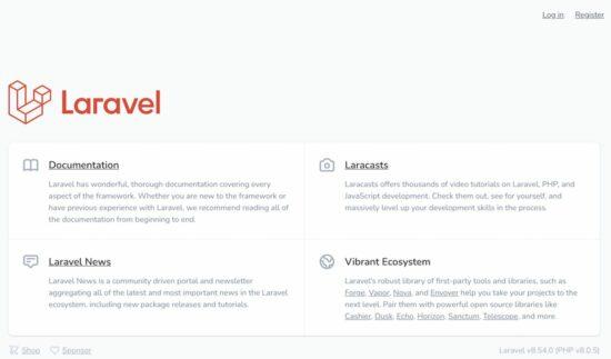 login registration navigation app layout